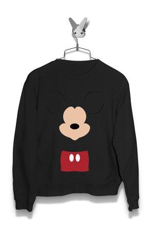 Bluza Minimalistyczna Mickey Mouse Męska