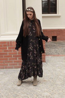Elevenstory - Sukienka SONIA Black
