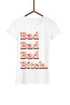 FailFake - Koszulka Bad Bad Bad Bitch Damska