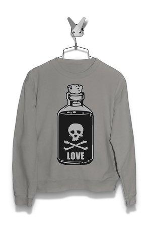 Bluza Trujące Love Damska