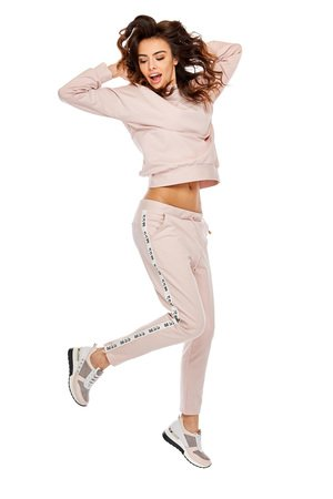 Dresowe spodnie Ooh la la sport