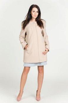 Bird - Jednorzędowy płaszcz damski