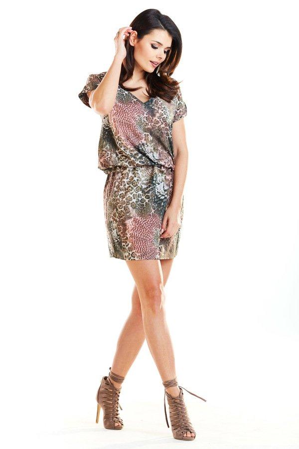 f5f3791453 Sukienki Letnie Sukienki Dopasowane Sukienki Mini · Awama