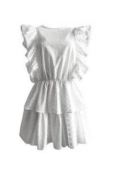 Elevenstory - Sukienka Angel  WHITE