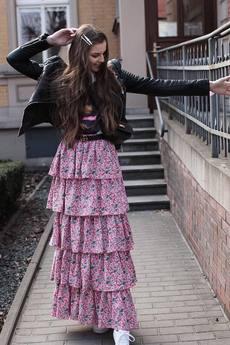 Elevenstory - Spódnica Jolie Ruffle