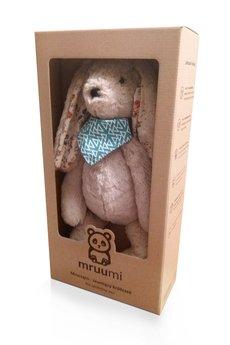 Mruumi - MRUUMI Mrucząco-Szumiący Króliczek  na Sen i Kolki  z funkcją CrySensor MRUUMI 2