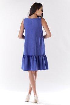 Awama - Sukienka na ramiączkach B176