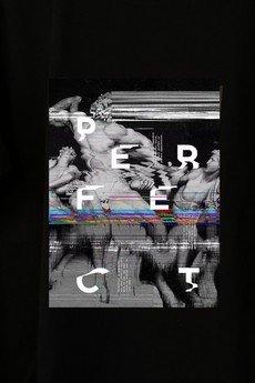 "Life is ART - T-shirt : "" Perfect 2 """