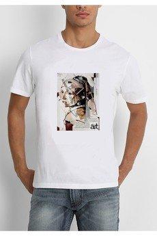 """Life is ART - T-shirt : """"  Dziewczyna z perłą  2 """""""