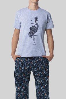 Meet The Llama - EASTWOOD Screw Master - Spodnie od piżamy