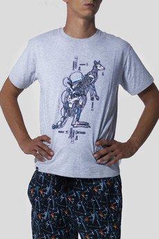Meet The Llama - MIGUEL Mechanic Kangaroo - Tshirt