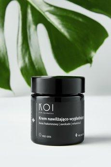 KOI Cosmetics - Krem nawilżająco wygładzający 30ml