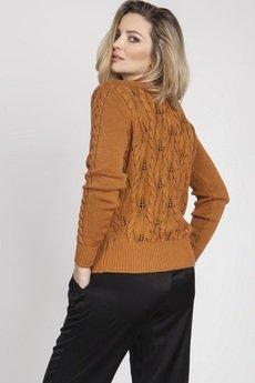 MKM swetry - Rozpinany kardigan, SWE147  MKM