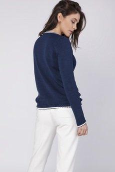 MKM swetry - KLASYCZNY SWETEREK, SWE140 MKM