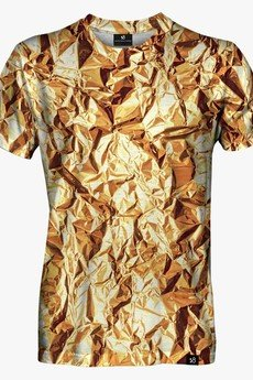 Mars from Venus - Gold Rush men's t-shirt