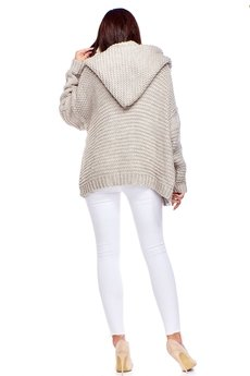 Bird - sweter z kapturem