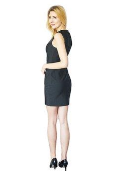 Kelly Couronne - Sukienka czarna Marietta