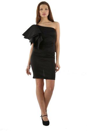 Sukienka czarna Andrea