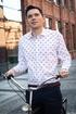 Koszula meska rowery