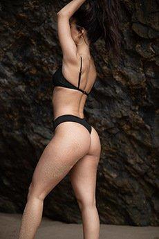Tropiko Swimwear - TROPIKO SWIMWEAR - dół bikini RIO black