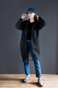 Ququ   Design - szara-bluza