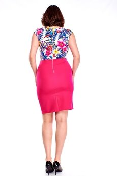 Bird - Ołówkowa sukienka