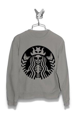 Bluza Martwe Starbucks Damska