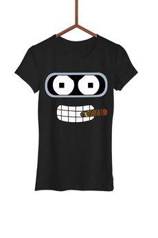 FailFake - Koszulka Robot Bender Damska