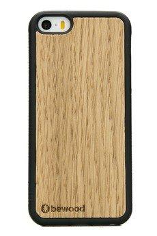 bewood - Drewniane Etui Apple iPhone 5/5s/SE DĄB
