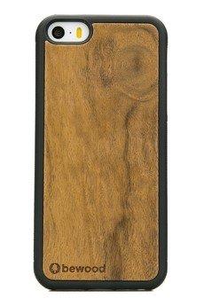bewood - Drewniane Etui Apple iPhone 5/5s/SE IMBUIA