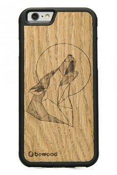 bewood - Drewniane Etui Apple iPhone 6/6s WILK DĄB