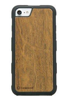 bewood - Drewniane Etui Apple iPhone 6/6s/7/8 IMBUIA HEAVY