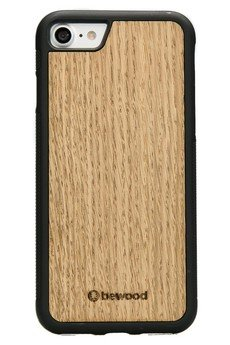 bewood - Drewniane Etui Apple iPhone 7/8 DĄB