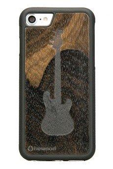 bewood - Drewniane Etui Apple iPhone 7/8 GITARA ZIRICOTE