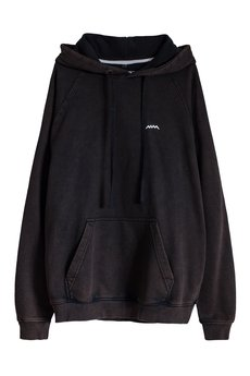Surf Inc - JUST SURF HOODIE Burnt Black