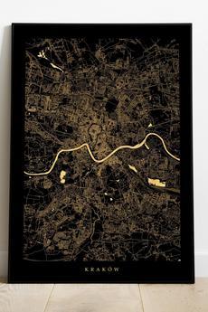 maps by P - Kraków