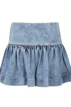 MATTE born in LA - spódnica jeans LABIBI