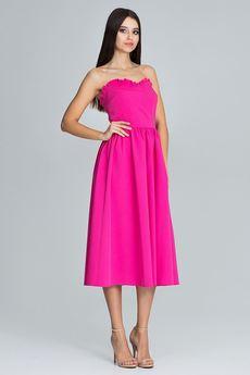 FIGL - Sukienka602 Fuksja