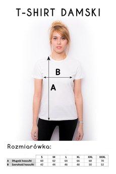 Tailormade24 - Licencjonowana koszulka damska Muminki I lovemała