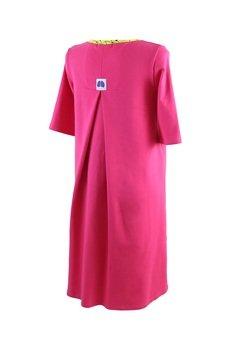 Kosmitex - sukienka midi WŁOSKI OGRÓD