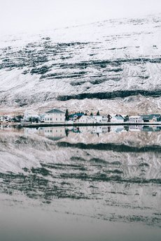 "BITE OF ICELAND / by Adam Biernat - FOTOGRAFIA KOLEKCJONERSKA ""ZIMA NAD FIORDEM"""