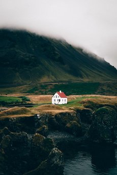 "BITE OF ICELAND / by Adam Biernat - FOTOGRAFIA KOLEKCJONERSKA ""ARNARSTAPI"""