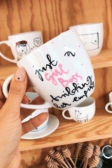 My Mug Company - kubek GIRLBOSS 350ML