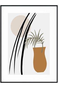 myscandishop - Plakat w stylu Boho Abstrakcja no. 14