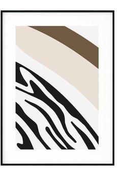 myscandishop - Plakat w stylu Boho Abstrakcja no. 16
