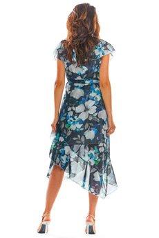 Awama - Sukienka B308