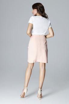 LENITIF - Spódnica003 Róż