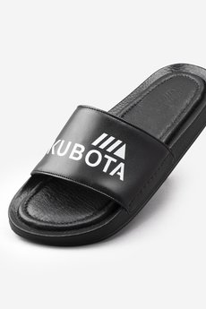Kubota - Klapki Kubota Premium Classic Black