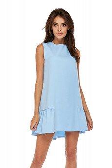 Ooh la la - Sukienka Barbi BLUE
