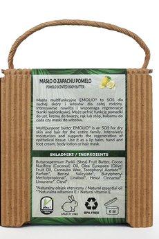 GoNature  - EMOLIO° - Masło Multifunkcyjne balsam do ust 15 ml